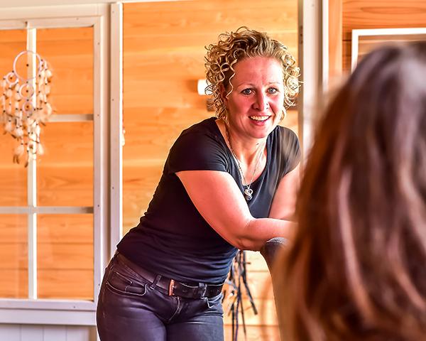 Nanda Pauwels - CREF Trainer en psychosociaal hulpverlener